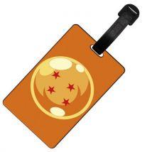 ABYstyle - DRAGON BALL - Etiquette de bagage Dragon Ball - Etiquettes de voyage