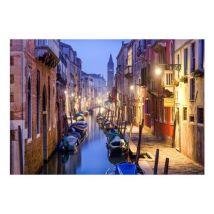 Papier peint - Evening in Venice .Taille : 200x140 - Décoration des murs