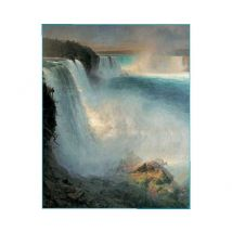 Puzzle 1000 Pièces : Frederic Edwin Church : Niagara, Pomegranate - 1000 pièces