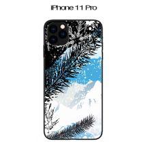 Coque Apple Iphone 11 Pro Design Surf-neige4