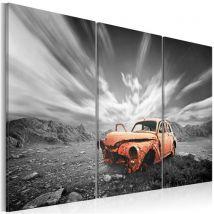 Tableau - Vieille voiture - Artgeist - 60x40 - Décoration murale