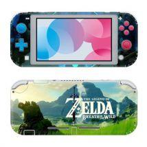Autocollant Stickers Skin De Protection Pour Console Nintendo Switch Lite #11