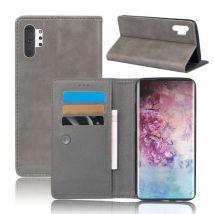 Coque Étui Multifonctionnel Pour Samsung Galaxy J3 - Gris