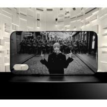 Coque Design Huawei P20 Anonymous 18 - Etui pour téléphone mobile