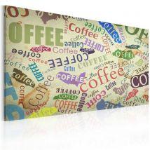 Tableau | Coffee is always a good idea | 60x40 | Nature morte | Cuisine - Décoration murale
