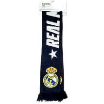 Foulard Fan du Real Madrid Hala Madrid! double - Echarpes de sport