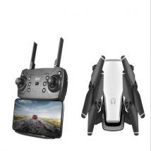 Mini drone quadricoptère pliant photographie aérienne avion télécommandé 500W Blanc - Mini-Drones