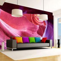 Papier peint | Amazing Cave | 250x175 | Abstractions | Moderne | - Décoration des murs