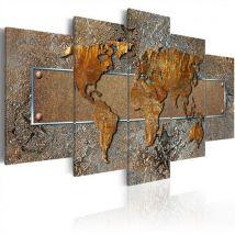 Tableau - Extraordinary World - Artgeist - 100x50 - Décoration murale
