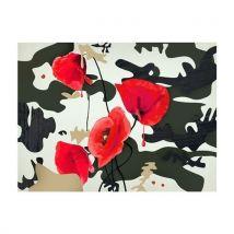 Artgeist - Papier peint - The flowers of war 300x231 - Décoration des murs