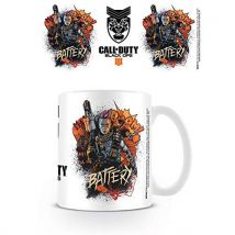 Call of Duty: Black Ops 4 MG25174 ((Battery) Coffee Mug Multicolor - Cuisson quotidienne