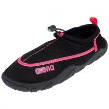 Chaussons aquatique Arena Bow lady noir rose Noir taille : 37 réf : 83103 - Chaussures et chaussons de sport