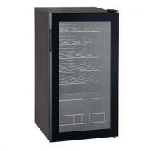 Qlima fwk1628 vasques Compressor Wine Cooler Black 28bottle (s) B Wine Cooler – Wine Coolers 289 (vasques, Black, Black, 6 Shelves, 1 Door (s), Black)