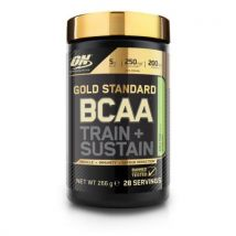 Optimum Nutrition Gold Standard BCAA Train and Sustain 266g Passion - Nutrition sportive