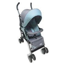 Poussette canne Baby Fox 'Corcega' - Bleu ciel - Les poussettes
