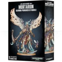 Warhammer 40K - Mortarion: Daemon Primarch Of Nurgle - Petite figurine