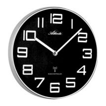 Atlanta 4386-19 Noir - Montre à quartz