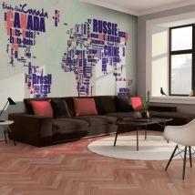 Papier peint | Travel center | 450x270 | | - Décoration des murs