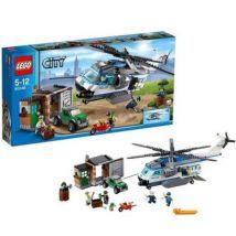Lego City Helicóptero De Policía 528pieza(s)