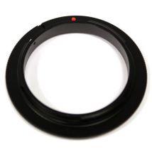 Anillo Inversor De Objetivo Bematik Canon Eos 55mm