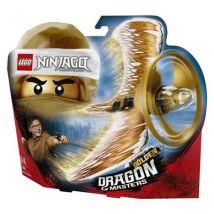 Lego Ninjago 70644, Maestro Del Dragón Dorado
