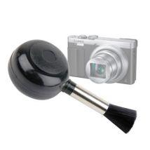 Bomba Limpiadora De Lentes Para Panasonic Lumix Dmc - Ts30 Ts6 Tz57 Tz70 Zs45 Zs50 - Con Brocha Incorporada - Duragadget