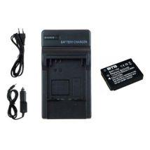 Batería + Cargador Dmw-bcg10e Para Panasonic Lumix Dmc-tz27, Tz30, Tz31, Tz36, Tz65, Zr1
