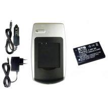 Batería + Cargador Para Odys Mc-hd800, Multicam Mc-a8 / Mdv Opto Hd8000, Slim Hd81i