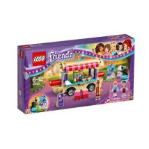 Lego 41129 Friends - Parque De Atracciones: Furgoneta De Perritos Calientes