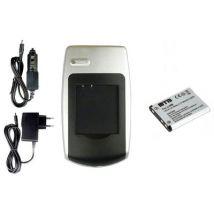 Batería + Cargador Np-45 Para Agfa Optima 1, 3, 100, 102, 103, 104, 105, 145, 830uw