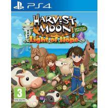Harvest Moon : Light Of Hope - Ps4