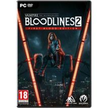 Vampire : The Masquerade - Bloodlines 2 - First Blood Edition - Pc