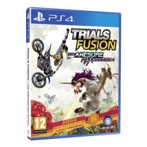 Trials Fusion: The Awesome Max Ps4