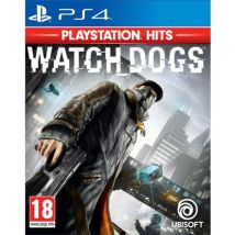 Watch Dogs Hits Ps4
