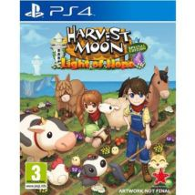 Harvest Moon : Light Of Hope - Collector's Edition Ps4