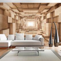 Papier peint - Upwards... - Artgeist - 100x70 - Décoration des murs