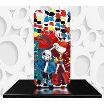 Coque Design Ipod TOUCH 6 Jeu Video Undertale - Réf 01 - Etui pour téléphone mobile