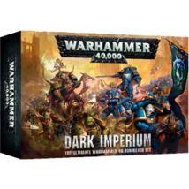 Warhammer 40K .- Boite De Jeu / Dark Imperium (Fr) - Petite Figurine