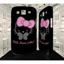 Coque Personnalisée Samsung Galaxy Grand 2 Hello Kitty Réf 13