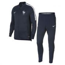 Nike Dry FFF Squad S Bleu - Maillots de sport