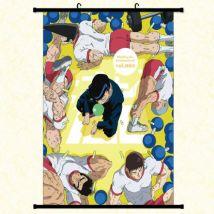 Poster En Toile Étanche Avec Cadre En Pvc - Mob Psycho 100 (#888),60x90 Cm