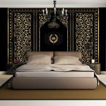 Papier peint - Charm of the Night - Décoration, image, art   Fonds et Dessins   Ornements   - Décoration des murs