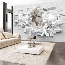 Papier peint - Modern Cherub .Taille : 400x280 - Décoration des murs