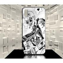 Coque Design Iphone XS MAX TANK GIRL COMICS 11 - Etui pour téléphone mobile