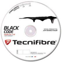 Tecnifibre bobine de cordage de tennis black code - Cordage de tennis
