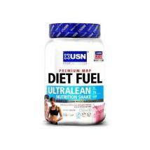 USN Produit de Seche Diet Fuel Fraise 2.2Lbs 1 Kg NTT - Nutrition sportive