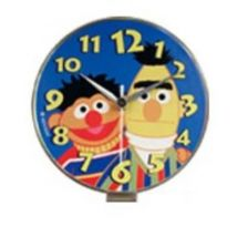1 RUE SESAME Horloge CD - Pendule et horloge
