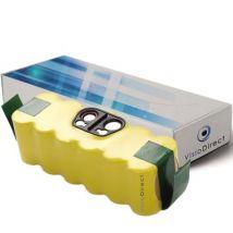 Batterie pour IROBOT Roomba 872 3500mAh 14.4V - Visiodirect - - Chargeurs, batteries et socles