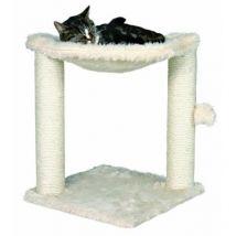 Arbre à Chat Baza Crème 50 cm - Paniers et mobilier pour chat