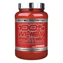 100% whey protein professional scitec - chocolat - 2350 - Nutrition sportive